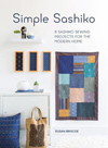 """Simple Sashiko"" Susan Briscoe NEW TO US"