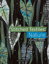 """Stitched Textiles: Nature"" Stephanie Redfern (6)"