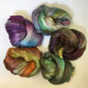 Natali Stewart Hand-dyed Silk Tops 10g NEW COLOURS