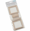 Trimits Small Weaving Set - Two 8 x 8cm looms NEW