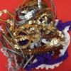 Christmas Embellishment Trim pack - approx 12 metres (6)