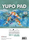 Frisk Yupo Painting Paper Pad of 25 sheets A5 85gsm NEW